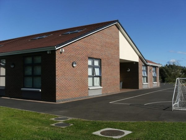 Acorn Integrated Primary School Carrickfergus Boyd Partnership