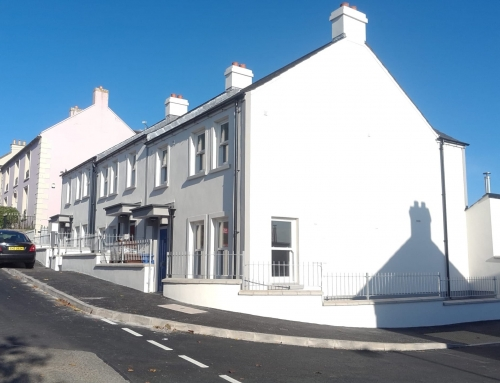 Cashel Grove Social Housing Moy