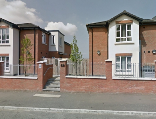Lower Braniel Road Belfast Category 1 Social Housing