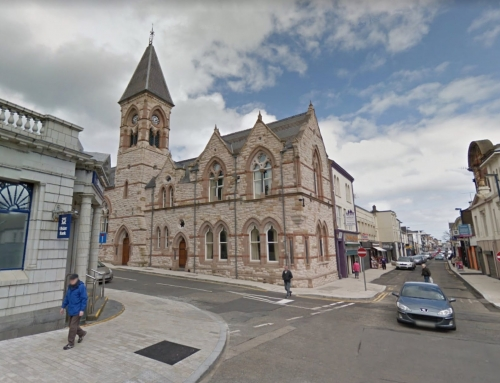 McGarel Town Hall Larne
