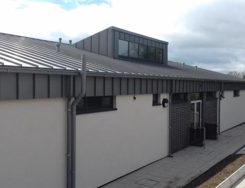 Portadown College Sports Pavilion