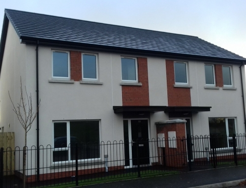 Social Housing Tyndale Gardens Belfast
